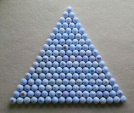 150+ Lake Golf Balls, various brands