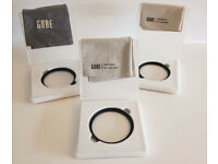 Gobe Pro level UV filters 49mm,67mm and 52mm