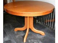 Solid Wood Dining / Kitchen Table