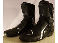 Dainese Torque In D1 Motorcycle Boots - EU 46 / UK 11.5 - Road Race Track Race