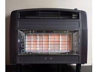 Flavel Strata 5.2 KW Gas Fire ( Brown )