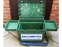 Fishing box seat - Gumtree