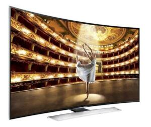 "SAMSUNG 65"" LED 4K 3D SMART CURVED UHDTV 9000 SERIES *NEW IN BOX*"