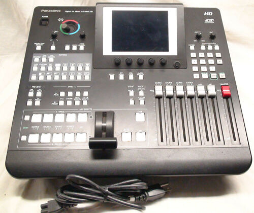 Panasonic AG-HMX100 Multi-Format HD/SD Digital A/V Mixer