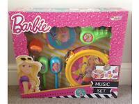 Barbie Music Set Brand New In Box