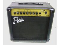 Park by Marshall G10R amp