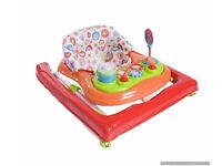 Red kite baby walker. Excellent condition.