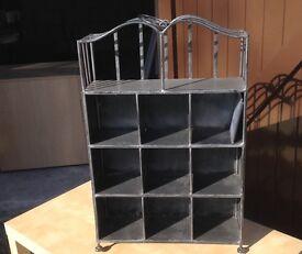 Display Case - Designer Metal