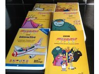 BBC Muzzy multilingual language course for children