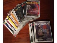 New Scientist Magazine x45