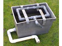 Pond Filter Tank