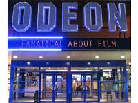 Odeon cineworld cinema tickets longleat Safari legoland