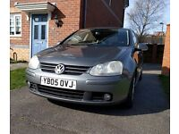 VW Golf 2.0 GT TDI - MK5 - 10+ Months MOT - New Timing Belt, Water Pump, Fuel Pump + More!
