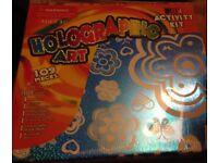 Holographic Art - Fun Activity Kit