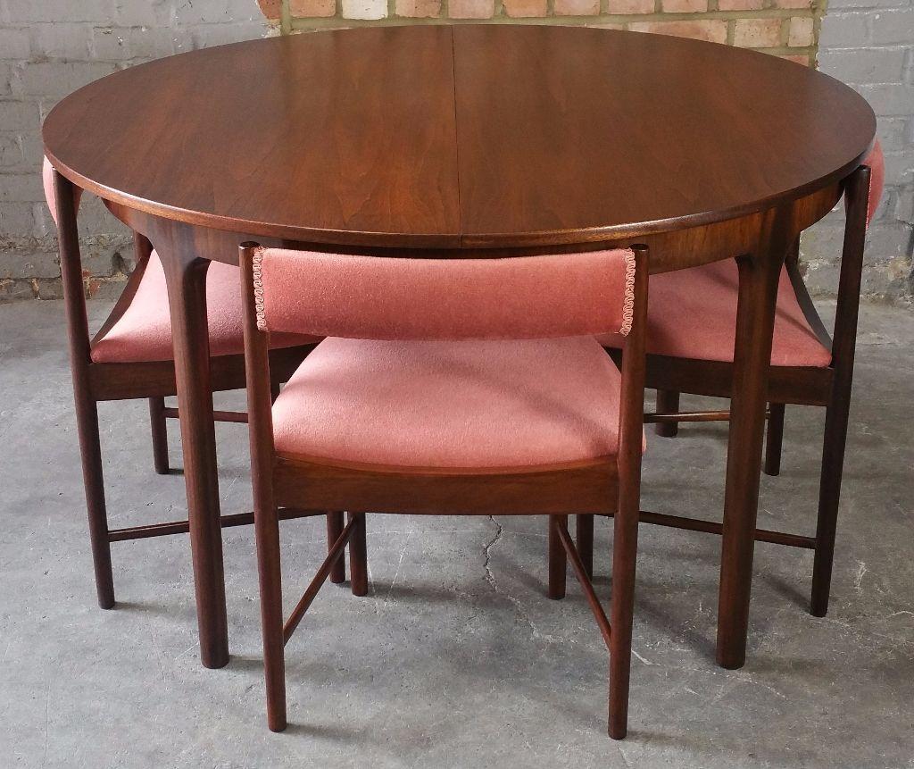 MCINTOSH Rosewood Teak Dining Table Mid century modern  : 86 from www.gumtree.com size 1024 x 861 jpeg 129kB