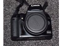 CANON EOS 1000D 10.1MP DIGITAL CAMERA
