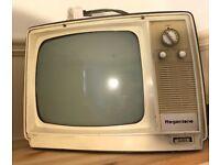 Vintage TV, small