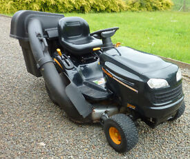 McCulloch Ride-on Lawnmower.