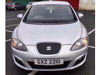 Seat Leon 1.6 TDI Ecomotive CR SE Copa 5dr