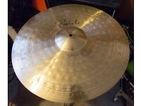 "Paiste Full Ride 20"" Ride Cymbal"