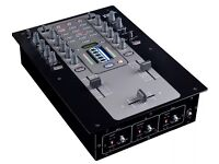 Stanton m.207 professional scratch mixer with sampler and FX