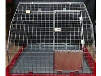 """""""Trystorme"""" Dog Cage."""