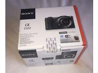 Sony A5100 Digital Camera 24.3 MP HD 1080p Brand New Boxed
