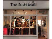 SUSHI CHEF - All Levels - - Award Winning The Sushi Maki