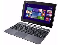 NEW & UNUSED! Asus T100 Transformer Book - 500GB HD Version - With Asus case