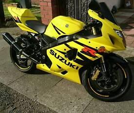 Suzuki GSXR 600 K4 only 8955 miles