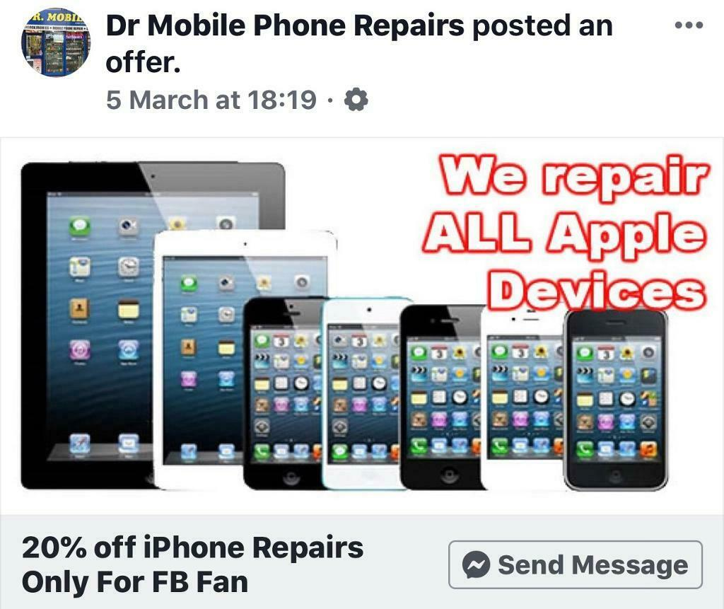buy online fd7a5 d7ac7 iPhone iPad tablet Samsung Galaxy Xperia Phone Screen Repairs Unlock ...