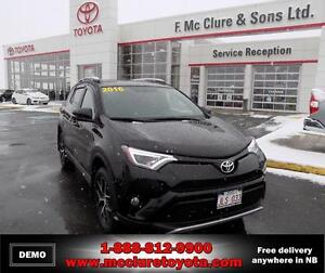 2016 Toyota RAV4 SE 0% AVAILABLE