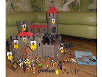 Playmobil Lion Knights Castle 4865