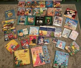 Huge children's story book bundle
