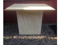 Marble stone dining table base