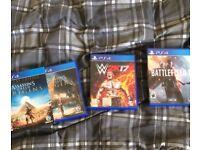 3 PS4 games bundle