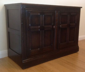 Ercol Colonial Cupboard