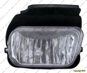 Fog Light Driver Side High Quality Chevrolet Avalanche 2002-2006