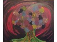 Enchanted tree 50/60cm