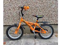 Kids Bike - 14 Inch