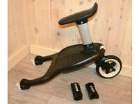 Bugaboo cameleon comfort buggy board. Wheeled buggy board with adapter