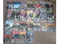 The Walking Dead comics volume 1-25