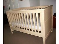 Maya Cot/Bed. As New Condition.