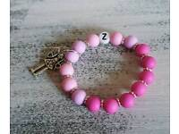 Personalised bracelets for girls