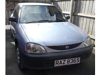 1997 Daihatsu Charade - low mileage - £225 - requires MOT