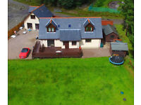 Gorgeous 3 bedroom Family Home with Holiday Let