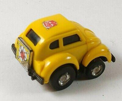 Transformers 1984 Hasbro Bumblebee G1 Original pre-rub