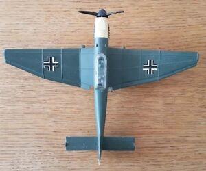 Vintage Meccano Dinky 721 Toys Diecast German Plane Junkers JU 87B Stuka