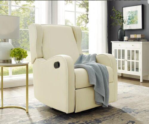 NEW Baby Nursery Rocker Glider Recliner Swivel Chair Breastfeeding Furniture