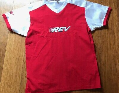 Rare Collectable Vintage Rev High Performance Milk promotional T-shirt Size M